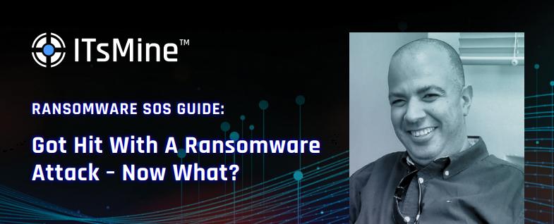 ITsMine Ransomware SOS Guidebook