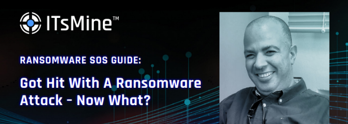 ITsMine Ransomware SOS Guidebook